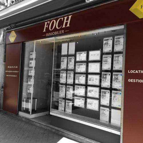 Foch immobilier - Agence des Chartrons 28 Cours Portal à Bordeaux